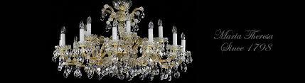 traditional cut crystal chandeliers from bohemia treasury com