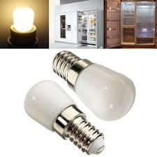 E14 Led Light Bulb E14 Led Bulb 2w White Warm White 100lm Refrigerator Light Ac 220 240v