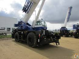 2015 Tadano Gr550xl Crane For Sale Or Rent In Nisku Alberta