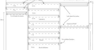 shoe shelf dimensions standard closet depth framing shoe rack dimensions plans build your own safe