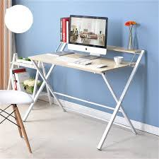 home office writing desk. New Arrival Simple Folding Writing Desk Laptop Bedside Gaming Table Home  Office Furniture