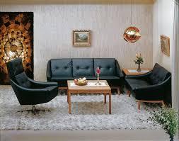 retro living room furniture. we love this retro hunter green living room furniture from stressless