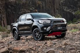 Toyota Australia Treats The Hilux To A Selection Of TRD Bits And ...