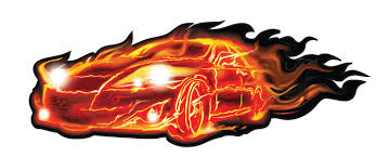 car with flames clipart. Simple Flames Flaming Car Clipart  ClipartFest Clip Free On Car With Flames Clipart R