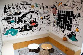 airbnb office singapore. office graffiti wall 7 reasons airbnbu0027s singapore is the most instagrammable airbnb
