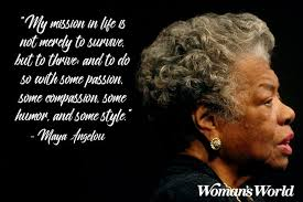 Maya Angelou Famous Quotes Fascinating Quotes By Maya Angelou That Still Inspire Us Today Woman's World