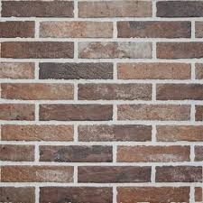 rondine brick wall tiles old red brick