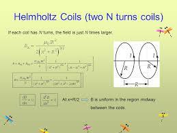 12 helmholtz coils