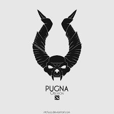 logo oblivion pugna dota 2 by ritchyzz on deviantart