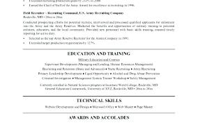 Chief Recruiter Resume Dorable Hr Recruiter Resume Examples Inspiration Documentation 22