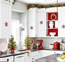kitchen decor smooth lime green wooden countertop simple wooden floor parquet white checd brick backsplash bright red ceramic backsplash