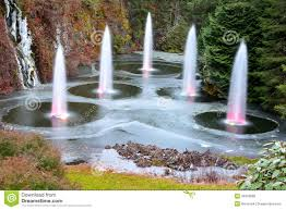 fountains for gardens. The Fountains At Butchart Gardens For D