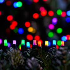 christmas lighting decoration. Christmas Time; LED Technology For Longevity And Energy Efficiency Lighting Decoration