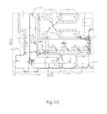 patent us20120221986 system and process for automated circuiting 208v single phase receptacle at 208v Receptacle Wiring Diagram