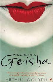 memoirs of a geisha by arthur golden bookyish to memoirs of a geisha