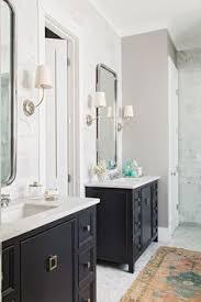 bathroom features gray shaker vanity: bathroom  bathroom