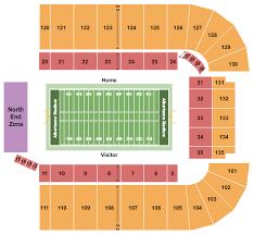 University Of Wyoming Football Stadium Seating Chart Boise State Broncos Vs Wyoming Cowboys Events Sports