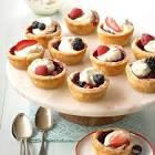 berry tartlettes