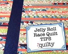 Jelly Roll Race Quilt :: Changing the Quilt Size & Determining ... & Tips for a Jelly Roll Race Quilt Adamdwight.com