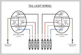 led brake light wiring diagram data wiring diagrams \u2022 1992 Chevy Silverado Tail Light Wiring Diagram tail light wiring diagram for chevy truck free diagrams throughout rh gocn me 3 wire led
