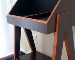 vinyl record furniture. Clever Design Vinyl Record Storage Furniture Etsy