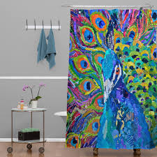 Beginning Your Peacock Themed Bathroom: Defining A Focal Point