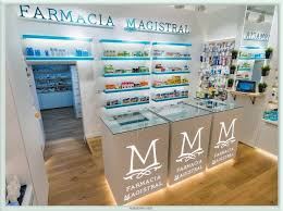 pharmacy design company want your space to look like this city lighting products can help