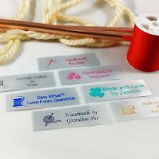 <b>personalized sewing labels</b> products for sale   eBay