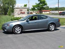 2004 Greystone Metallic Pontiac Grand Prix GT Sedan #11772670 ...