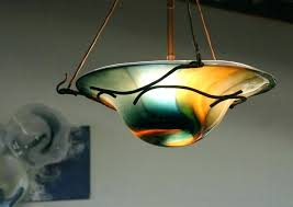 glass blown chandelier twig pendant lighting hand canada