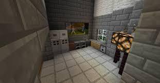 Minecraft Kitchen Kitchens In Minecraft Homes Decoration Tips