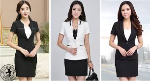 receptionist hotel uniform for front desk staff