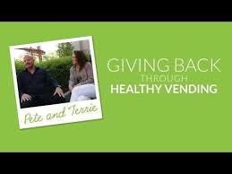 How To Get Into A Vending Machine Best HealthyYou Vending Operators Pete And Terrie Talk About Their