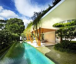 Small Picture House With Pool And Garden Modern House