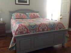 Broyhill Fontana Changed And Distressed In Paris Grey. Love It!