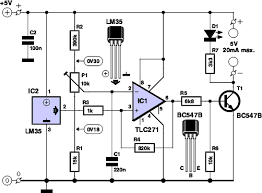 how to build temperature controlled switch circuit diagram Digital Temperature Controller Circuit Diagram temperature controlled switch circuit diagram digital temperature controller using thermocouple circuit diagram