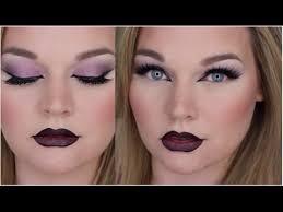 goth glam makeup tutorial
