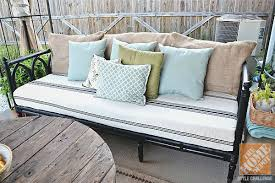 home trends outdoor furniture. Patio Ideas - Create A Covered With Paint And Thrift Finds Pvc Pipe Furniture Cushions Home Trends Outdoor