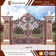 china indian house main gate designs compound wall gate aluminum slide gate china main gate designs front gate