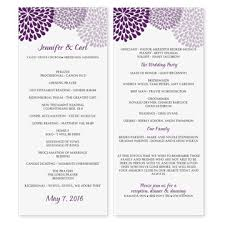 Wedding Program Templates Free Word Microsoft Word Wedding Program Templates Salonbeautyform Com