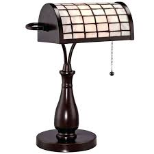 desk bankers lamp craftsman s bankers desk lamp bankers table lamp antique brass finish
