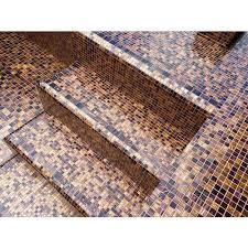 sand stone random mix mosaic tiles thickness 5 10 mm