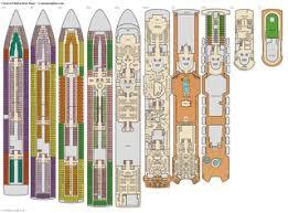 Carnival Elation Deck Plans Diagrams Pictures Video