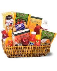 healthy gourmet basket