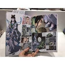 Truyện tranh-Thiên long bát bộ full màu (trọn bộ)-NXB Trẻ | Nông Trại Vui  Vẻ - Shop