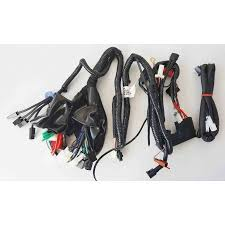 wiring harness royal enfield bullet electra wire harness wiring harness bullet electra e s 2010