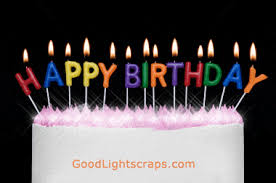 Animated Birthday Cakes Gif Images Bday Wishes Cakes