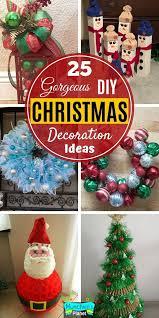 25 diy christmas decoration ideas
