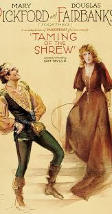Hortensio poses as a musician to try and get into her company. The Taming Of The Shrew 1929 Imdb