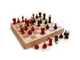 chess set 250mm x 250mm maya organic
